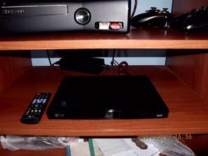 Blueray Disc Lg Bp 335w 3d y wifi.