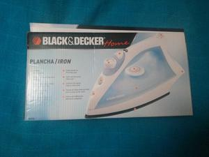 Plancha A Vapor Black & Decker Nueva