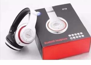 Audífonos Inalambricos Tarjeta De Memoria Bluetooth Grandes