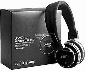 Audifonos Inalambricos Bluetooth Recargables Nia Importador!