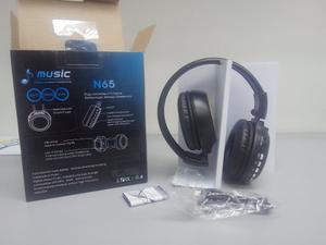 Audifonos Mp3 N65 Nuevos
