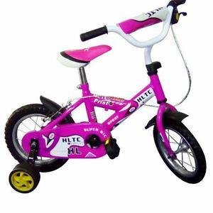 Bicicleta Rin 12 Niño Niña Bello Modelo Precio De Oferta