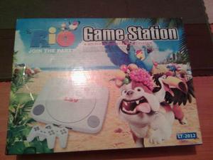 Consola De Juegos Game Station Con Juegos Incorporados