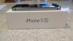Iphone 5s Liberado Con Forro Y Vidrio Protector