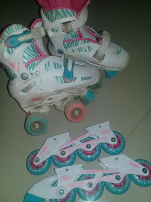Patines de Marca Roller Derby