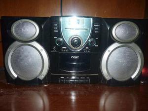 Radio Y Reproductor Mp3 Coby