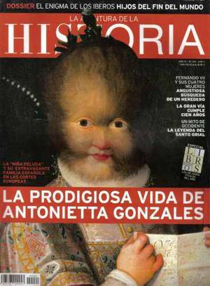 Revista La Aventura De La Historia 134 La Prodigiosa Vida