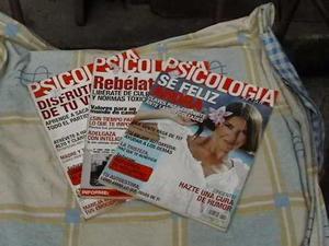 Revistas Importadas De Psicologia,cuerpo Y Mente,salud Alter