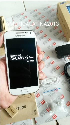 Samsung Mini S4 Casi Nuevo Queda En Sl Logo