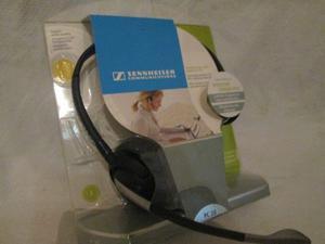 Sennheiser Headset Pc 20 Internet Chat Call Center