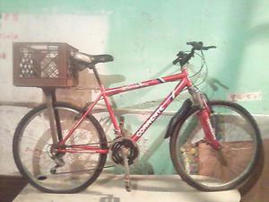 bicicleta rin 26 corrente bicentenaria plus