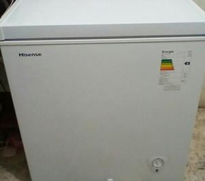 Cava Freezer Marca Hisense 5.1 Pies