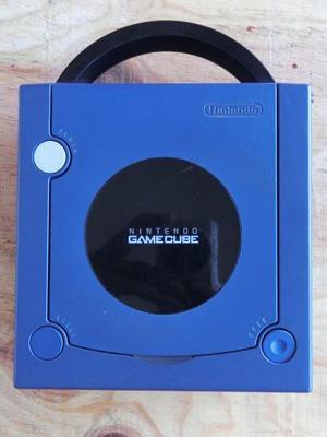 Cónsola Nintendo Gamecube Morada