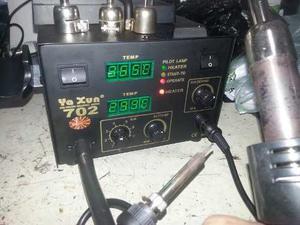 Estacion De Calor Ya Xun 702 Casi Nueva Acepto Mp