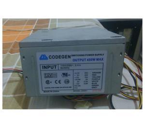 Fuente de poder para pc 450watts