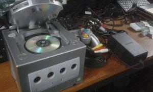 Game Cube Gris 100% Operativo