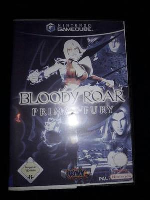 Juego De Gamecube Boody Roar