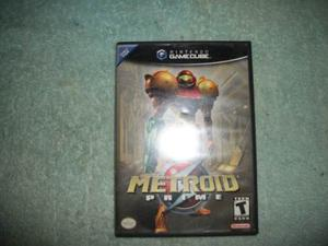 Juego Game Cube Metroid Prime