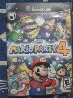 Mario Party 4 Juego Para Gamecube Y Wii