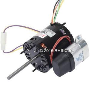 Motor Ventilador 1/12 Hp  Rpm  Vol 1.1/.6 Amp