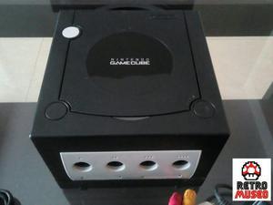 Nintendo Gamecube Con Un Control Y Dragon Ball Z
