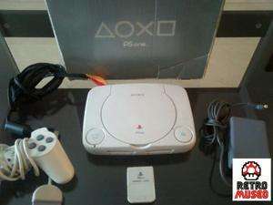 Playstation 1 Slim Con Caja