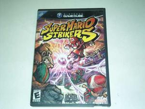 Super Mario Strikers Para Nintendo Gamecube