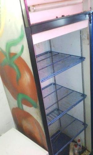 Vendo Nevera Exhibidora Vertical Para Reparar, En Guatire