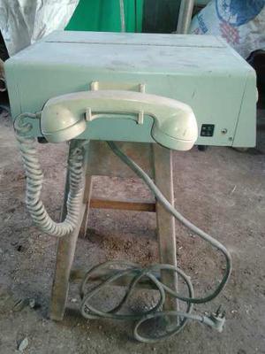 Central De Teléfono Antigua De Colección