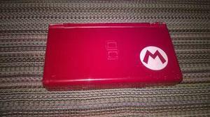 Edición Especial De Nintendo Ds Con 2 Juegos(para Reparar)