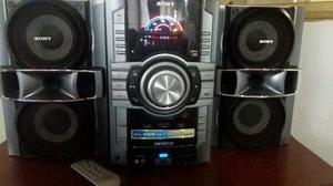 Equipo De Sonido Sony Usado En Perfecto Estado