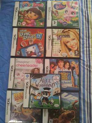 Juegos Originales Para Nintendo Ds