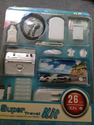 Kit Accesorios Nintendo Dsi 26 En 1 (ver Descripción) Nuevo