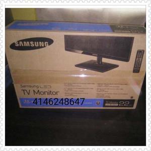 Monitor Tv Samsung New Full Hd Entrada Usb Y Hdmi