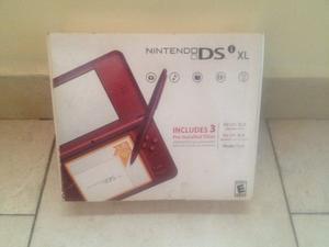 Nintendo Dsi Xl Usado En Excelente Estado Con 3 Titulos