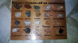 Rocas Y Minerales De Venezuela