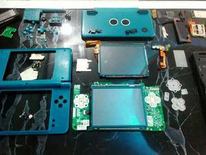 Servicio Repuesto Reparacion Nintendo Ds Psp Controles Ps3