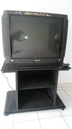 Televisor Panasonic Panablack De 33 Pulgadas