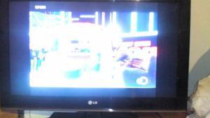 Tv De 32 Pulgadas Lcd Marca Lg - Perfecto Estado