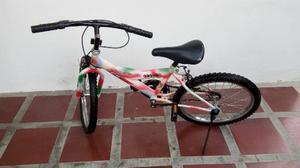 Bicicleta Para Niña Rin 21