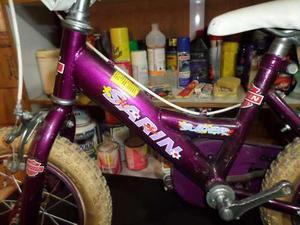 Bicicleta Sarin Niñas Pequena
