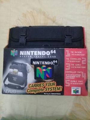 Bolso Nintendo 64 Nuevo