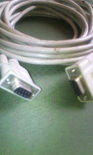 Cable Vga Hembra X Hembra Para Impr. De Punto!!! 5 Metros!!!