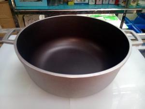 Caldero Aluminio Awhogar Antiahderente 26cm Sin Tapa