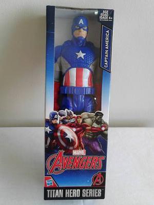 Capitán América Original Marca Hasbro