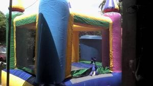 Castillo Inflable (brinca Brinca) 3x3x3 P/eventos Infantiles