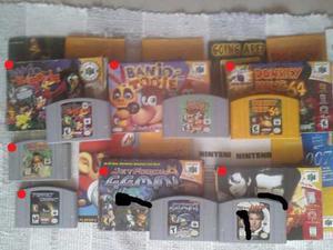 Coleccion Nintendo 64, Juegos De Gamecube, Zelda Otros