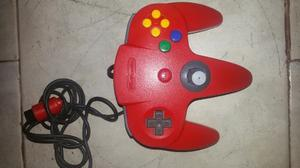 Control De Consola Nintendo 64