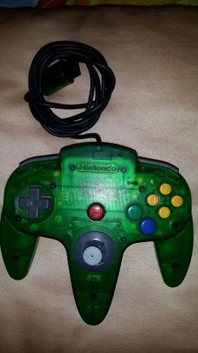 Control De Nintendo 64 Original. En Perfecto Estado