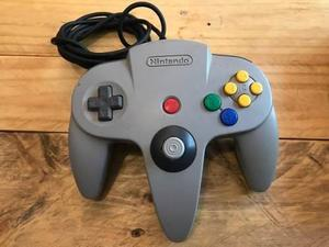 Controles De Nintendo 64 Usado 100%funcionales